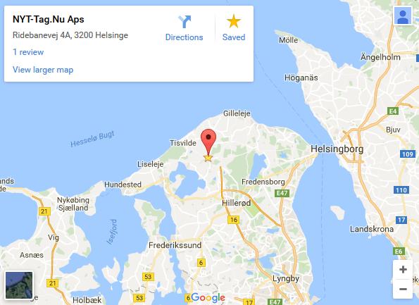 Nyt tag nu Nordsjælland